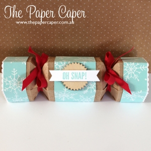 Oh Snap! I 'crack-er' myself up! Details @ www.thepapercaper.com.au