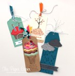 Sprinkles of Life tags for CASEing the Catty weekly blog hop. Details @ www.thepapercaper.com.au
