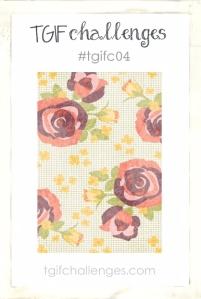 #TGIFC04 Inspiration Challenge