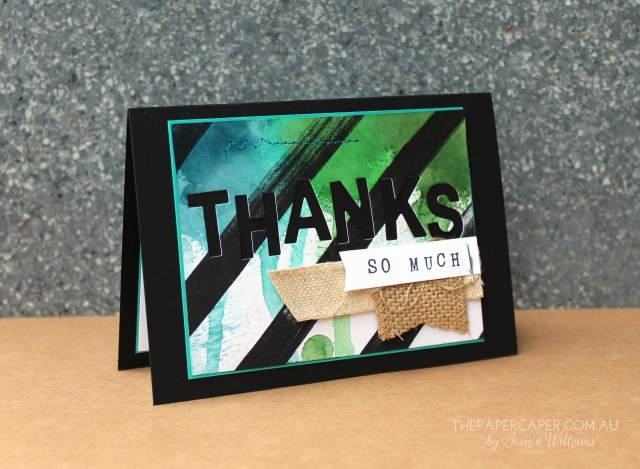 Man Thanks featuring Moments Like This PLxSU card collection. Details @ www.thepapercaper.com.au