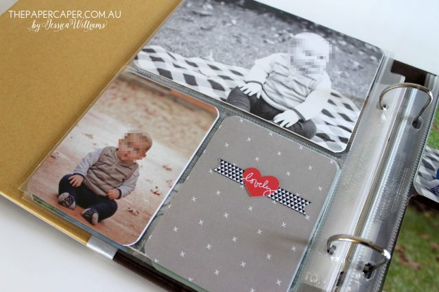 Project Life by Stampin' Up! featuring Moments Like These collection. Details @ www.thepapercaper.com.au #PLXSU