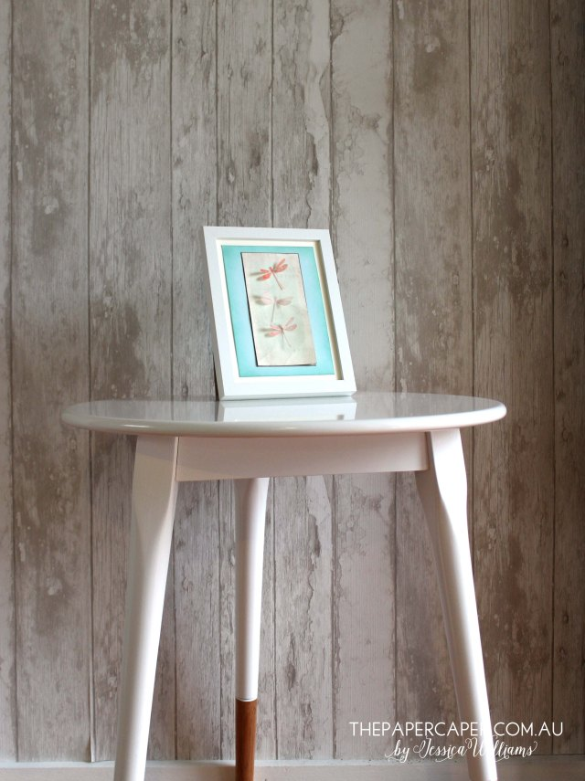 Awesomely Artistic home decor for The Stamp Review Crew. Details @ www.thepapercaper.com.au