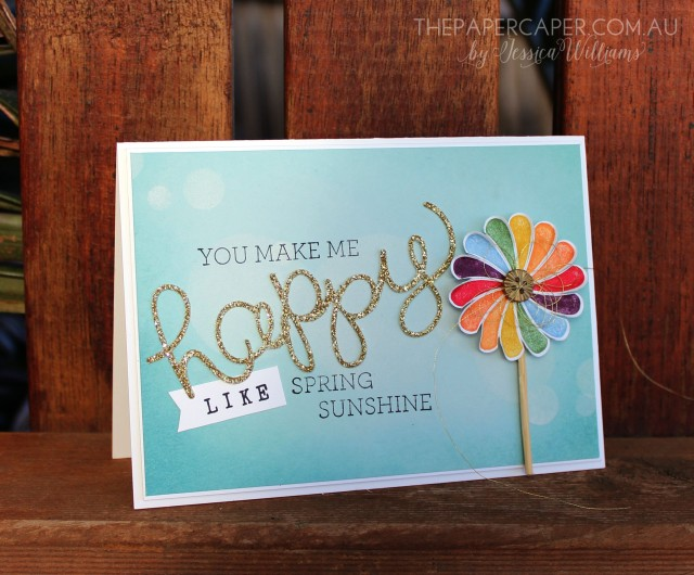 The Stamp Review Crew features Crazy About You by Stampin' Up!